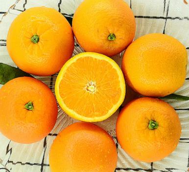 新鲜当季水果手剥橙果冻脐甜橙1.5斤