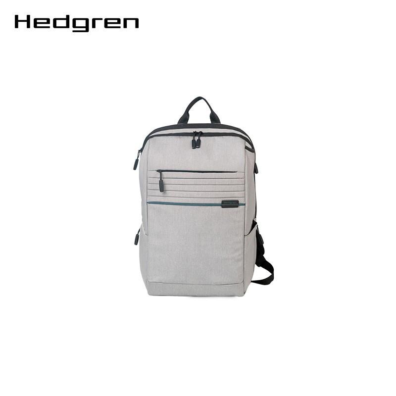 海格林/Hedgren 百搭时尚潮流大容量男女通用电脑双肩包 HLNO04